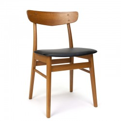 Vintage dining table chair from Denmark