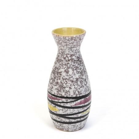 Small vintage Scheurich 1950s vase