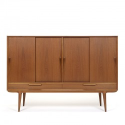 Omann Jun vintage model 13 dressoir in teakhout