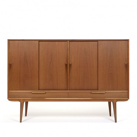Omann Jun vintage model 13 sideboard in teak