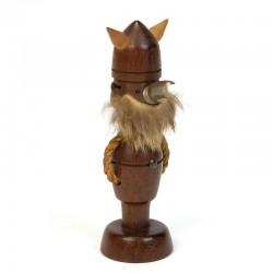 Scandinavian vintage Viking bottle opener