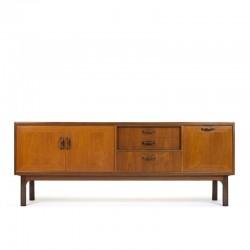 Teakhouten vintage dressoir van Gplan