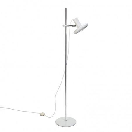 Optima vintage vloerlamp ontwerp Hans Due voor Fog en Morup