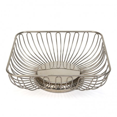 Vintage wire basket in style of Alessi
