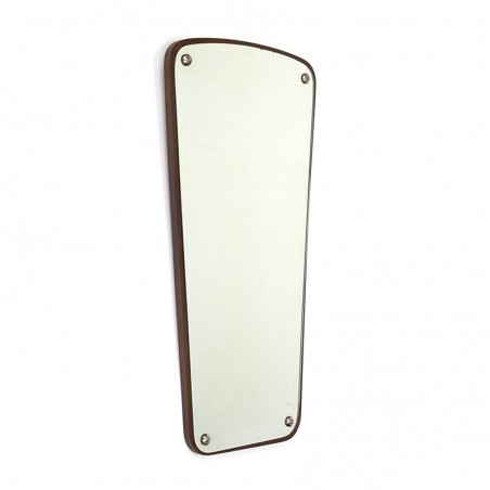 Vintage Danish mirror from the fifties