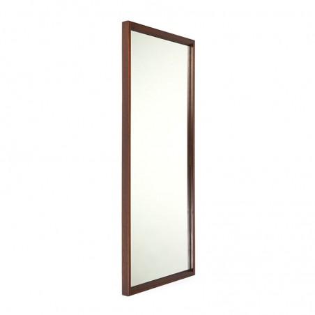 Teak vintage Aksel Kjersgaard mirror model 145K