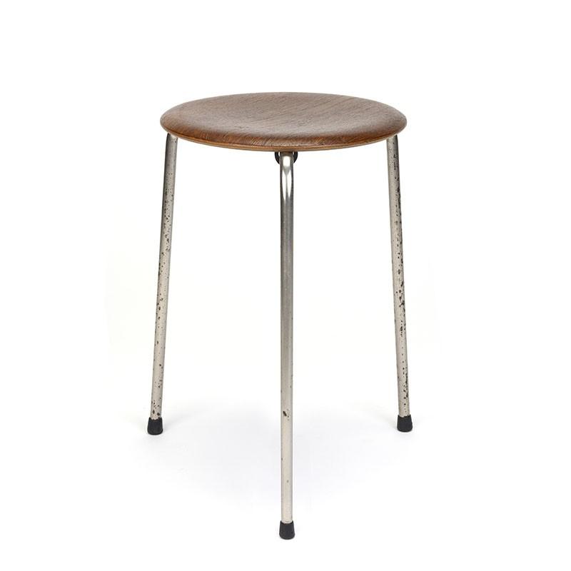 Danish vintage stool model 3170