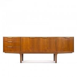 Vintage Dunvegan dressoir van McIntosh in teakhout