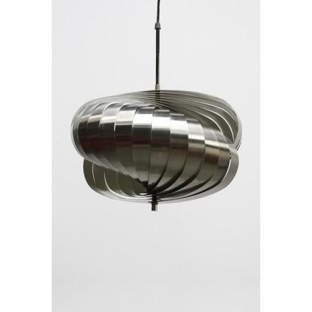 Aluminium moon lamp