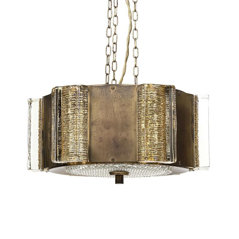 Vitrika vintage hanging lamp type Atlantic
