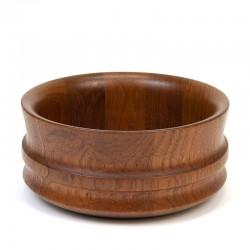 Teak Danish vintage bowl