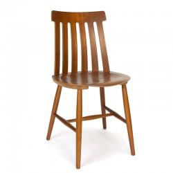 Zweedse vintage stoel Tallasenstolar design Jan Hallberg