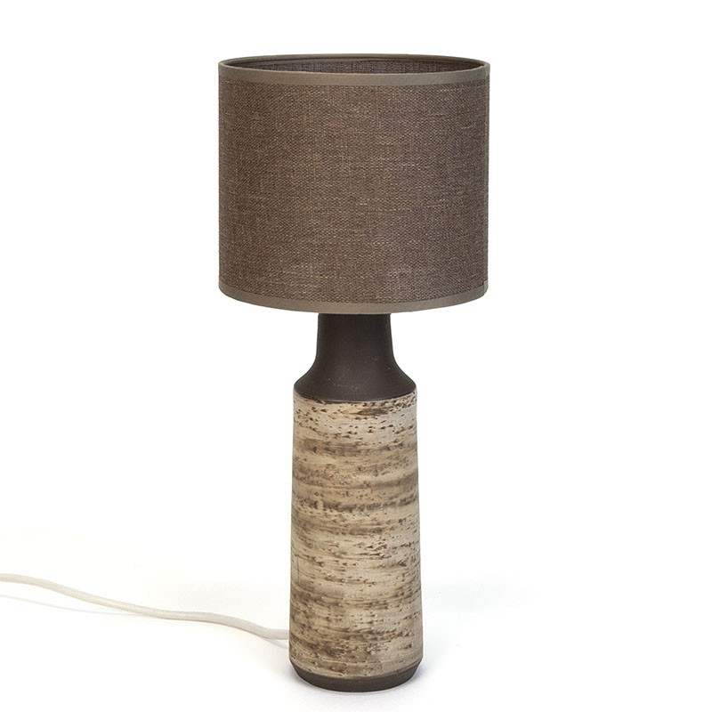 Vintage table lamp design Ravelli Birch bark series