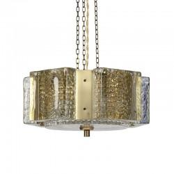 Vitrika type Kalmar vintage hanglamp