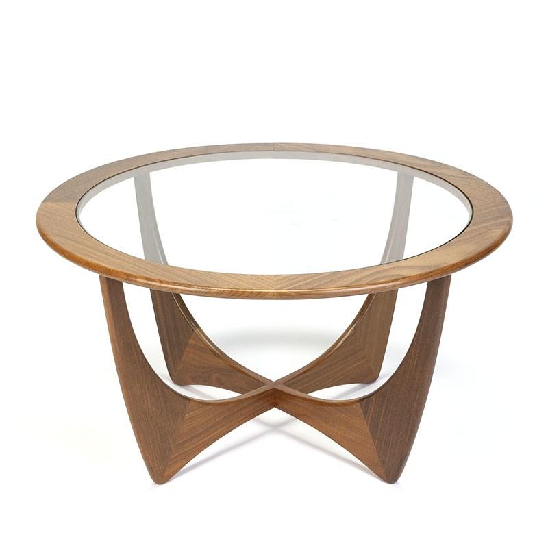 Astro vintage salontafel ontwerp Victor Wilkins