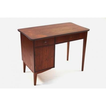Teak desk from Scnadinavia