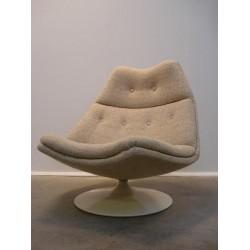 Artifort chair by Geoffrey D. Harcourt