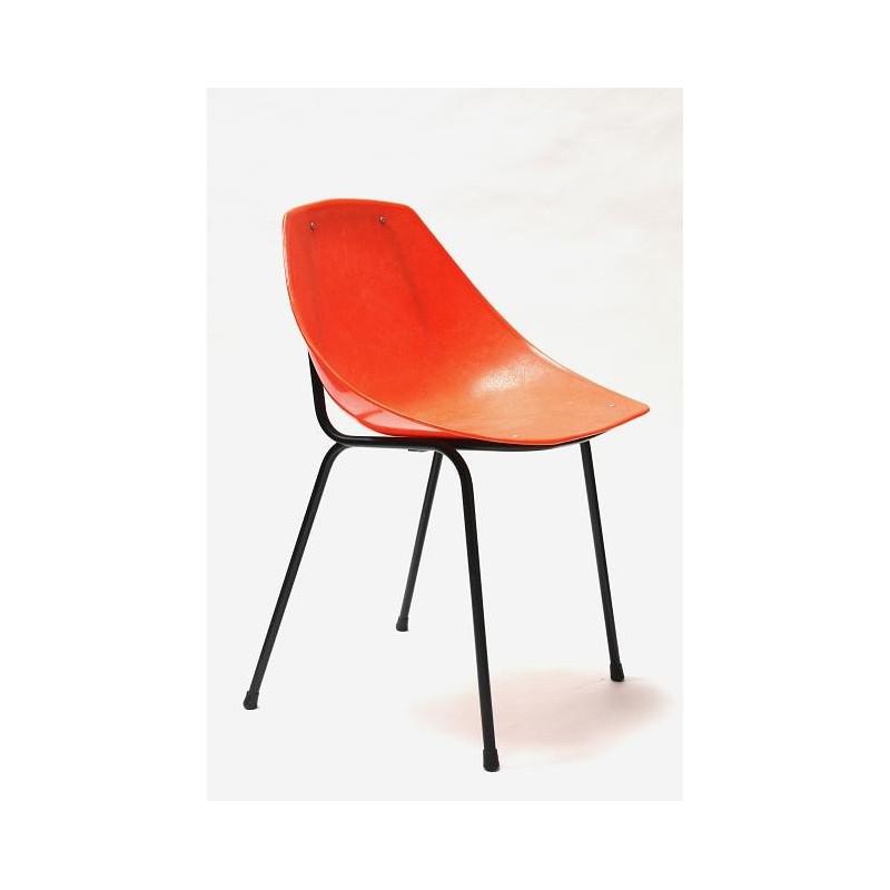 Pierre Guariche for Meurop orange