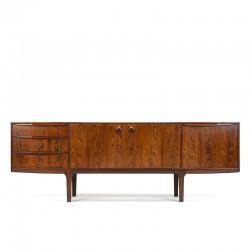 Palissander vintage McIntosh dressoir model Dunfermline