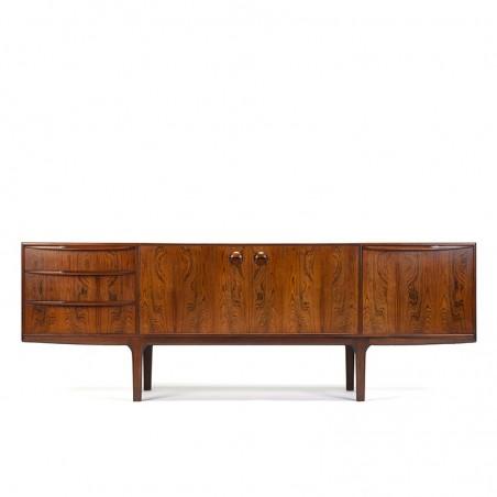 Rosewood vintage McIntosh sideboard model Dunfermline