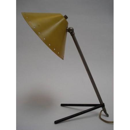 Pinokkio bureau en wandlamp