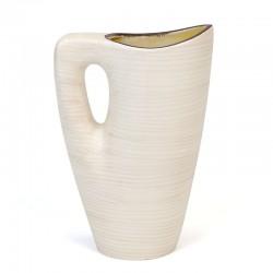West-Germany earthenware vintage jug or vase