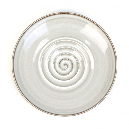 Vintage earthenware dish from Fris Edam