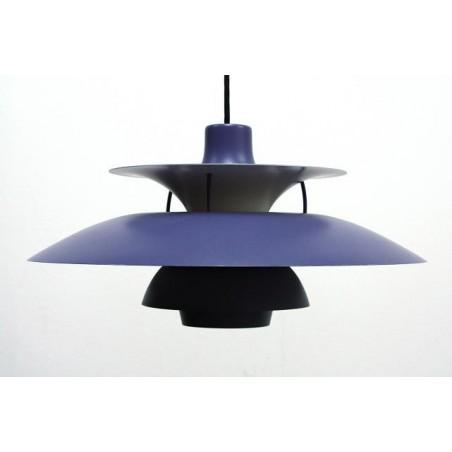 PH5 van Poul Henningsen lila
