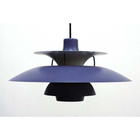 vintage PH 5 by Poul Henningsen lilac