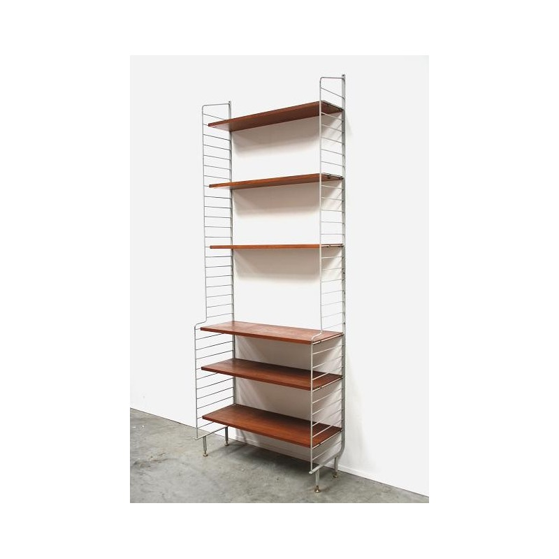String shelving system/ bookcase no.1