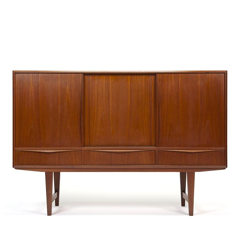 Vintage Design dressoir ontwerp van E.W. Bach