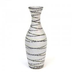 Vintage smalle vaas van het merk Ilkra
