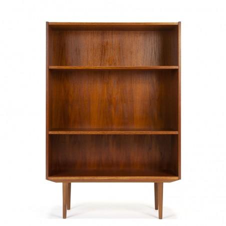 Danish vintage bookcase in teak