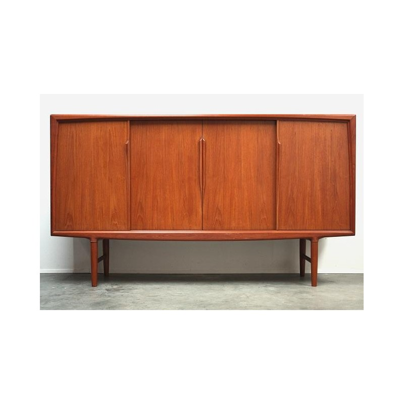 High sideboard Omann Jun style