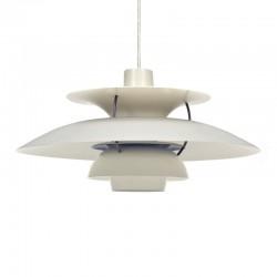 Poul Henningsen PH 5 vintage hanging lamp for Louis Poulsen