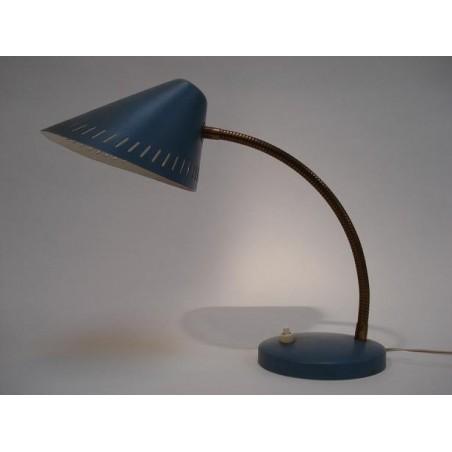 Philips bureaulamp blauw