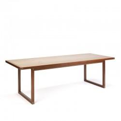 Deense vintage salontafel design Rud Thygesen voor Heltborg