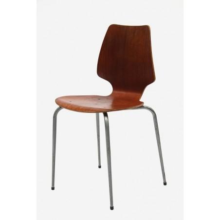 Plywood school chair
