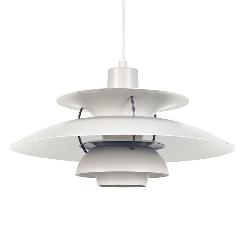 Vintage Poul Henningsen design PH 5 lamp