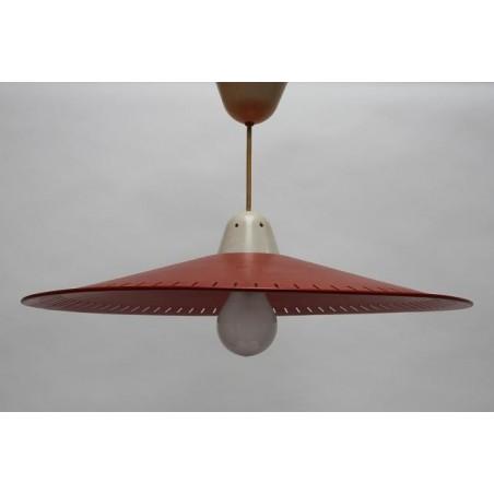 Philips hanglamp rood