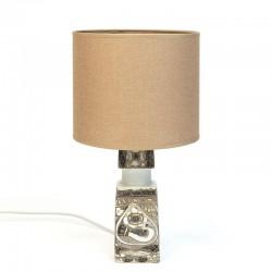 Royal Copenhagen vintage Fog & Morup table lamp