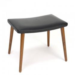 Vintage ottoman / stool 1950s Denmark