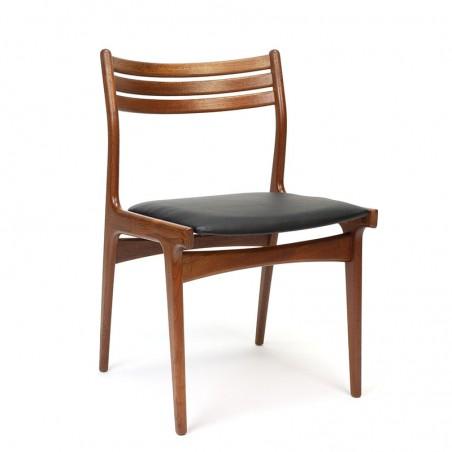Johannes Andersen vintage design stoel model U20