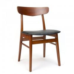 Deense vintage Farstrup stoel