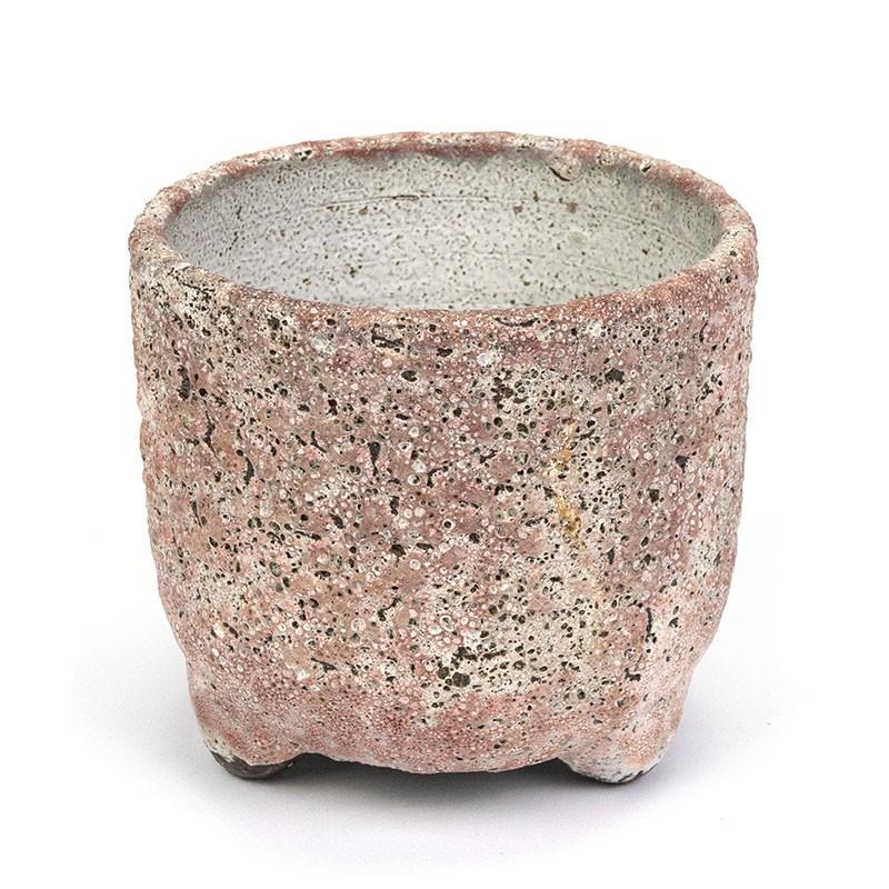 Zaalberg Holland vintage pink flower pot