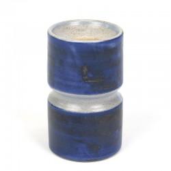 Earthenware vintage candlestick from Zaalberg