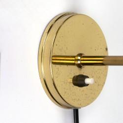 Set vintage MS Belysning wandlampen model 99