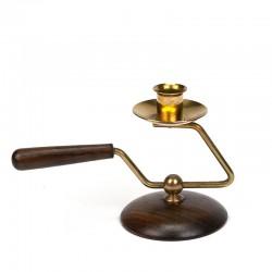 Small model Danish vintage candlestick