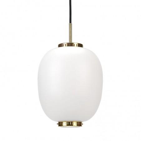 Kina pendel vintage hanglamp design Bent Karlby