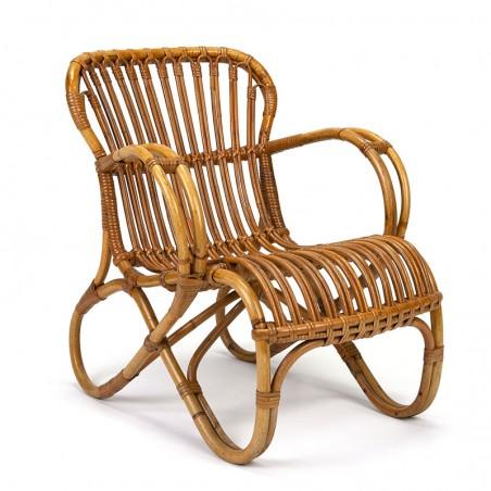 Rohé Noordwolde vintage children's armchair